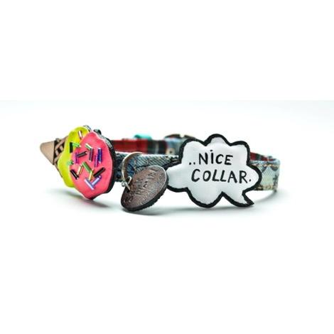 Crazy Ice Cream Dog Collar 3