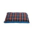 Henry Holland Blue Tartan Dog Bed 2