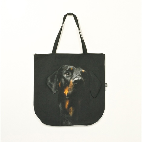 Zoey the Doberman Dog Bag
