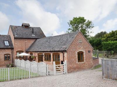 Dovetail Barn, Warwickshire, Evesham