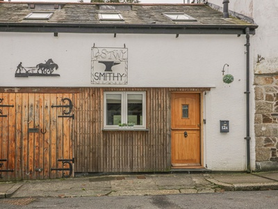 The Smithy, Cornwall, Lostwithiel