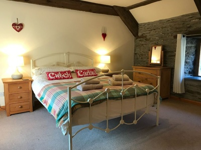 The Stables, Troedyrhiw Holiday Cottages, Cardigan
