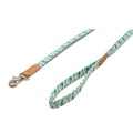 Green Geo Classic Dog Lead