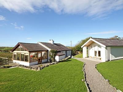 Tymynydd Cottage, Isle of Anglesey, Rhoscolyn