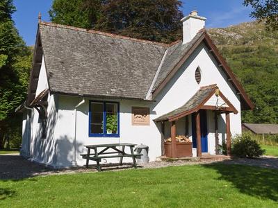 The Dairy House, Lochailort, Kinlochmoidart