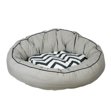 Snoooz Comfort Donut Bed - Chevron