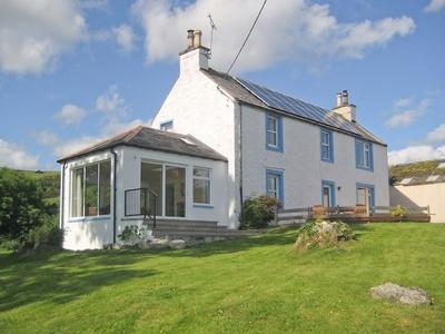 Kirkbride Farmhouse, Dumfries and Galloway, Carsluith