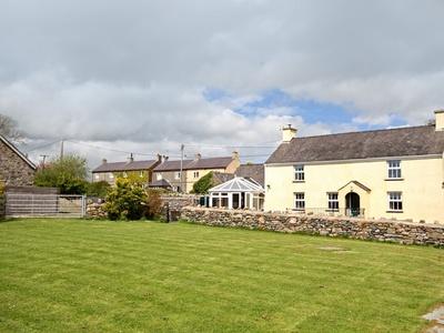 Plas Cefn Mawr, Isle of Anglesey, Llanedwen