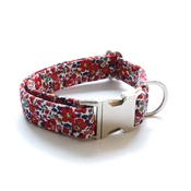 The Spotted Dog Company - Betsy Liberty Cord Dog Collar