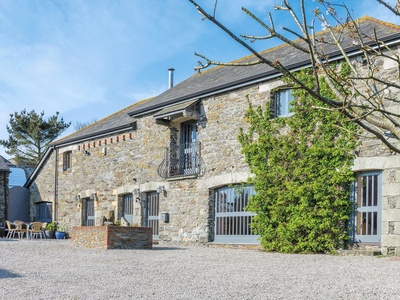 Trescowthick Barn, Cornwall, Saint Newlyn East