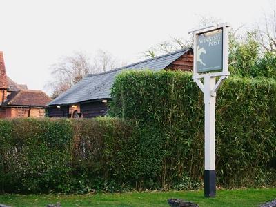 The Winning Post, Berkshire