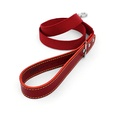 Red Cotton Webbing Dog Lead