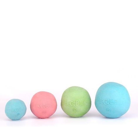 BecoBall Dog Toy - Blue 7