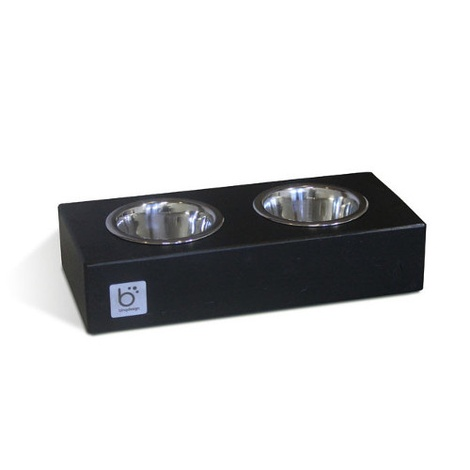 bite&slurp Pet Feeder - Black