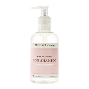 Rose and Camomile Dog Shampoo