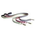Grey Leather Dog Lead - Pastel Grey 3