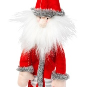 House of Paws - Silent Night Squeaker/ Stuffing Free Santa