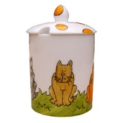 Laura Lee Designs - Cat's Honey Pot