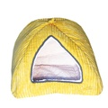 Little Rascals Cat Igloo – Yellow