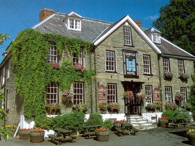 The Castle Hotel, Shropshire