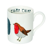 New House Textiles - Chirp Mug