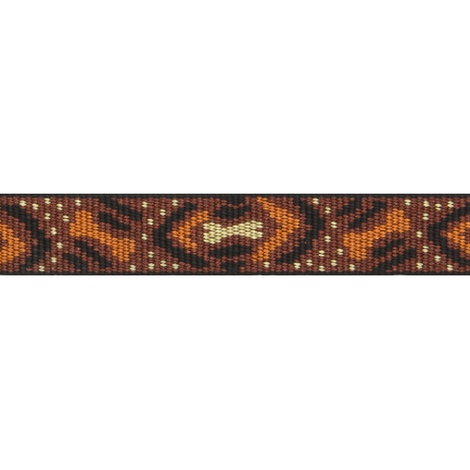 Down Under Lupine Dog Collar 2