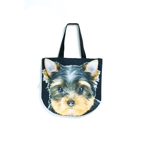 Finn the Yorkshire Terrier Puppy Dog Bag