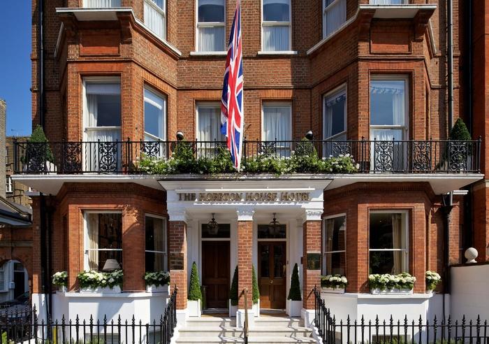 The Egerton House Hotel, London 1
