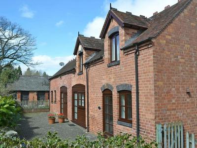 Strawberry Cottage, Worcestershire, Kidderminster