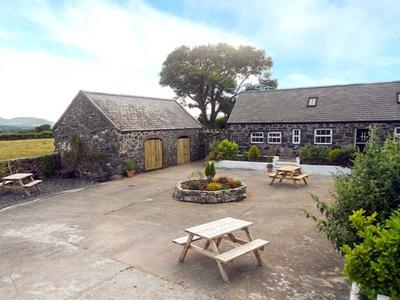 Bwthyn y Dderwen (Oak Cottage), Gwynedd, Pwllheli