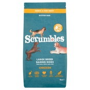 Scrumbles - Daring Dog, Large Breed, Chicken, 2kg