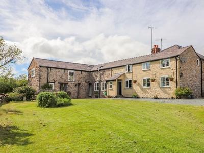 Kwenrith's Cottage, Shropshire, Oswestry