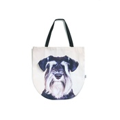 DekumDekum - Madden the Miniature Schnauzer Dog Bag