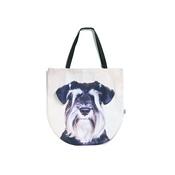 DekumDekum - Madden the Miniature Schnauzer Dog Bag