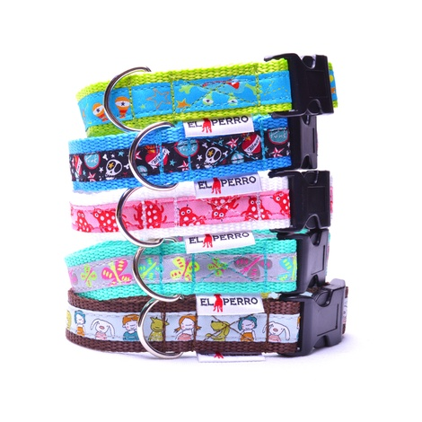 Comix Dog Collar – Music 2