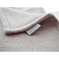 Double Fleece Dog Blanket - Oyster 3