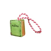 Laura Lee Designs - Personalisable Book Christmas Tree Decoration