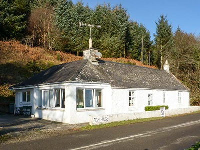 Fish House, Dumfries and Galloway, Kirkcudbright