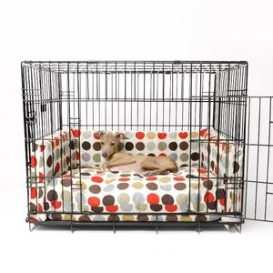 Dog Crate Mattress & Bed Bumper Set - Great Spot