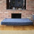 Memory Foam Tweed Dog Bed – Marine