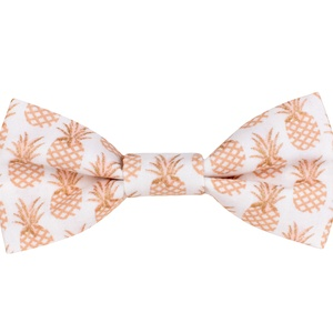 Pineapples Bow Tie