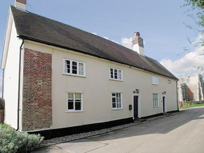 1 Church Farm, Suffolk, Blythburgh
