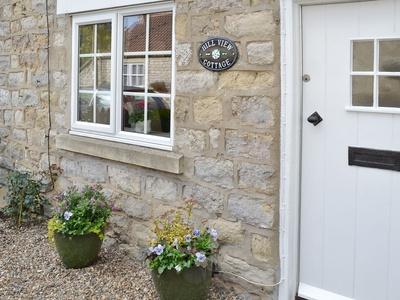 Hill View Cottage, North Yorkshire, Sinnington