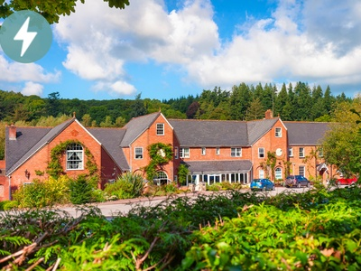The Fox & Hounds Country Hotel, Devon, Chulmleigh