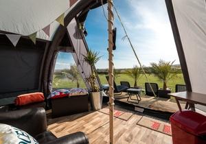 Llangennith Scamper Holidays - Camper Air-Tent, Swansea 3
