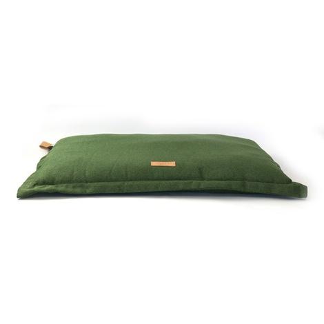 Stonewashed fabric cushion bed - Richmond
