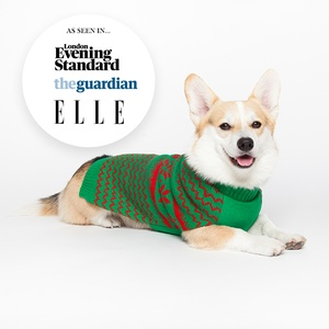 Snap up a fantastic woolly jumper for your pet from our fabulous collection of Christmas jumpers