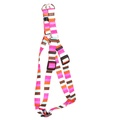 Multi-Stripe Step-In Dog Harness