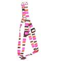 Multi-Stripe Step-In Dog Harness