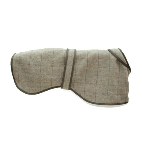 Tweed Greyhound Coat 2